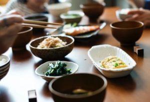 日本の和食