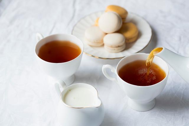午後の紅茶